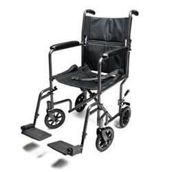 Everest & Jennings Transport Wheelchair