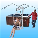 EZ Power Pool Lift for Spas