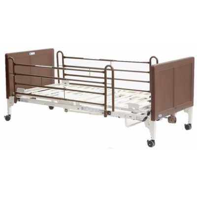 invacare full-electric hi lo hospital bed g5510