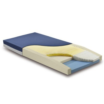 Geo-Matt Therapeutic Foam Mattress - Best Foam Hospital-Bed Mattresses & Memory-Foam Toppers