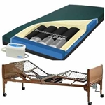 Hospital Bed, full-electric model IVC5410