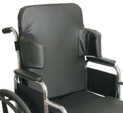 IncrediHugger Wheelchair Back, model 415
