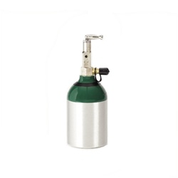 Invacare Oxygen Cylinder, HF2POST6