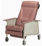 Invacare Wide Geri Chair