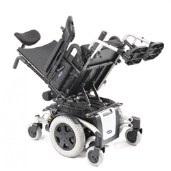 Invacare TDX SP with Formula CG Powered Seating