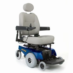 Jazzy Select 7 Power Wheelchair