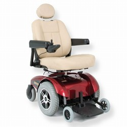 Jazzy Select 14 Power Wheelchair from Pride Mobilty