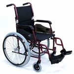 Ultra-Lightweight Wheelchair