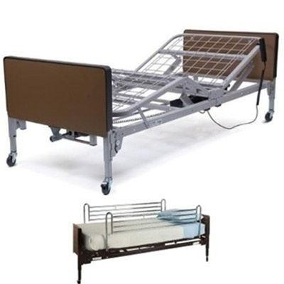 Patriot Hospital Bed Lumex Semi Electric Low Hospital Bed