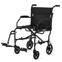 Ultra lightweight Transport Wheelchair