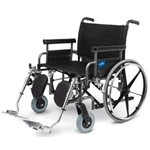 Shuttle Bariatric Wheelchair