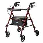Medline Ultralight Aluminum Rollator