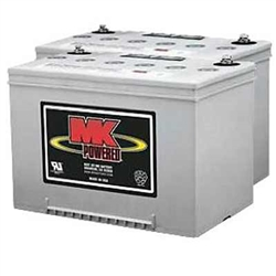 MK-GRP34 Wheelchair Battery