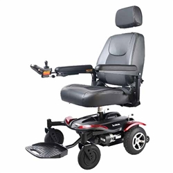 Merits P320 Power Wheelchair