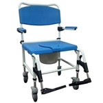 Bariatric Rehab Shower Commode Chair