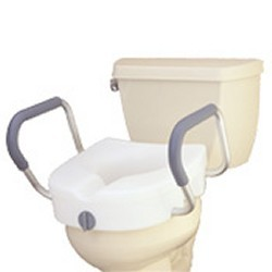 Nova 8351 Locking Raised Toilet Seat