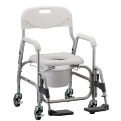 Nova Shower/Commode Chair