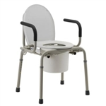Nova Drop Arm Commode model 8900W