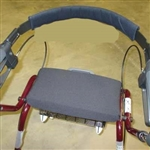 Backstrap Pad for Dolomite Rollator