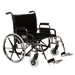 E & J Bariatric Wheelchair