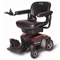 Go-Chair Portable Power Chair from Pride Mobilty