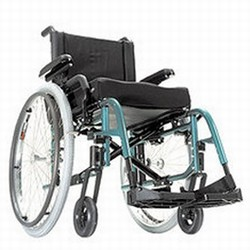 Quickie LXI Lightweight Folding Wheelchair
