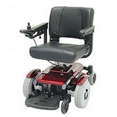 Quickie Prelude CB Power Wheelchair