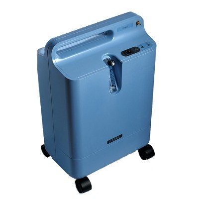 Respironics everflo personal oxygen concentrator w opi