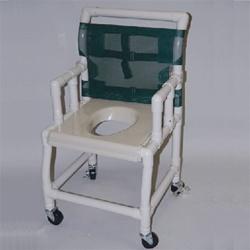 PVC Shower Chair