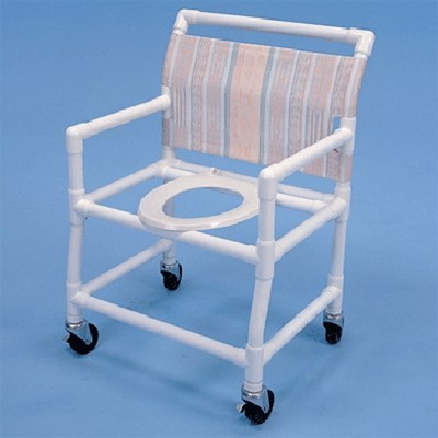 Lightweight Portable Shower Chair Commode With Casters Drive Medical