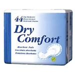 Dry Comfort Moderate Disposable Pads