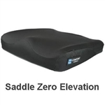 Saddle Wheelchair Cushion with GEL