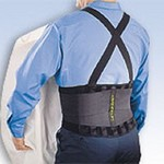 Back Support Safe-T-Lift LX