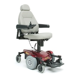 Jazzy Select 6 Ultra Power Wheelchair