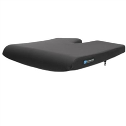Foam Wheelchair Cushion with Coccyx Cutout