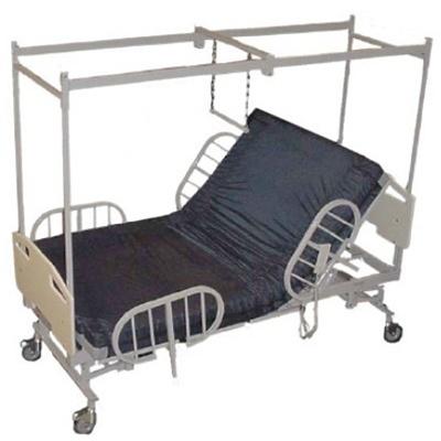 bariatric hospital bed trapeze - heavy-duty trapeze