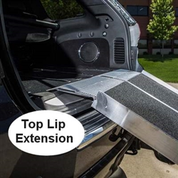 Top Lip Extension for Ramp