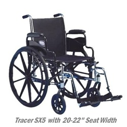 Invacare TRSX5 Wheelchair