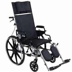 Driver recliner Wheelchair