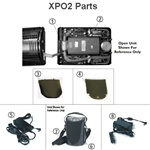 XPO2 Replacement Parts