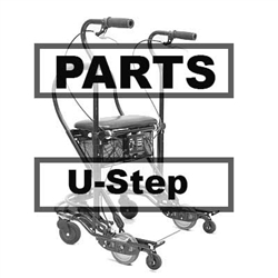 Parts for In-Step Mobility Walker
