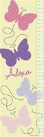 Butterfly Personalized Growth Chart