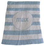 Personalized Blanket Stripe