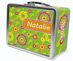 Flower Fields Lunch Box