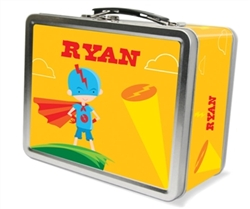 Little Hero Lunch Box