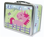 Pink Pastures Lunch Box