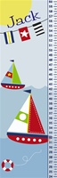 Sail Boats Growth Chart