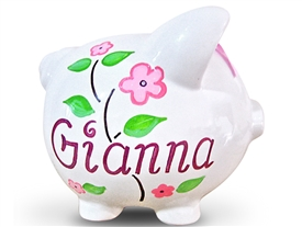 Sugar Plum piggy bank