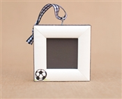 Soccer Personalized Photo Ornament