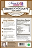 Frozen Yogurt Mix - Vegan Double Chocolate - 84136-F